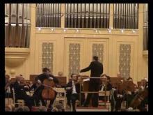Dmitry Kouzov plays Tchaikovsky Rococo variations Part 1