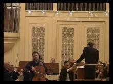 Dmitry Kouzov plays Tchaikovsky Rococo variations Part 2